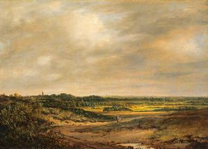 Patrick Nasmyth - An English Landscape