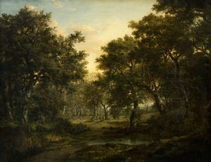 Patrick Nasmyth - The Edge Of The Wood