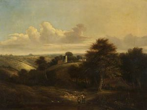 Patrick Nasmyth - View Of Freshfield Near Bath