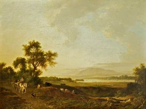 Patrick Nasmyth - View On The Clyde