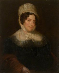 Thomas Phillips - Elizabeth Denne, Mrs William Vallance