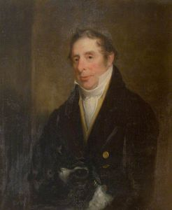 Thomas Phillips - Mr William Vallance