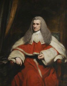 Thomas Phillips - Sir John Richardson , Judge Of Common Pleas