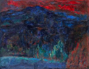William Mactaggart - Telemark, Norway, Revisited