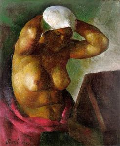 Karoly Patko - After Bath