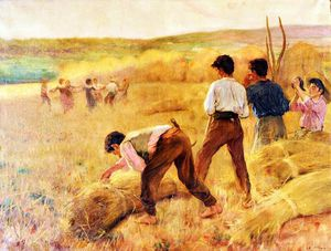 Laureano Barrau - Mowing