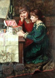 Mary L Gow - The Sewing Box