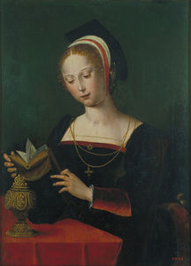 Master Of The Parrot - Saint Mary Magdalene