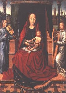 madonna and child with angels parmigianino - photo #38