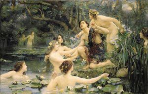 Henrietta Rae - Hylas And The Water Nymphs