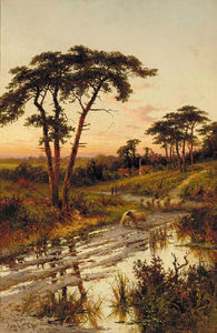 Henry Hillier Parker - Near Guildford