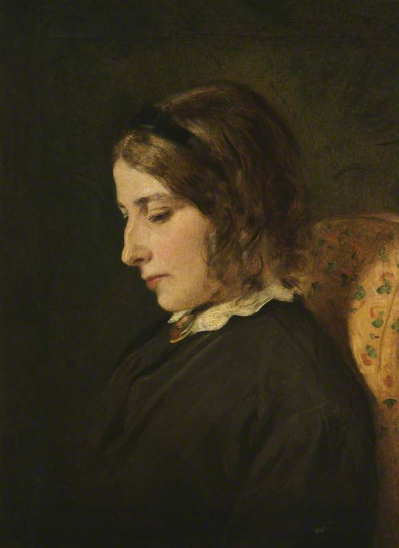 Order Reproductions | Harriet White by Henry Thomas Schafer (1873-1915, France) | WahooArt.com