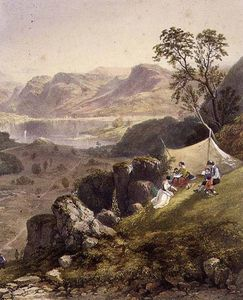 James Baker Pyne - Thirlmere And Wythburn