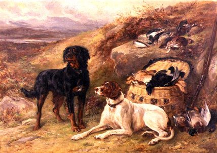 By The Day`s Bag by James Hardy Junior (1832-1889) | Museum Quality Reproductions | WahooArt.com