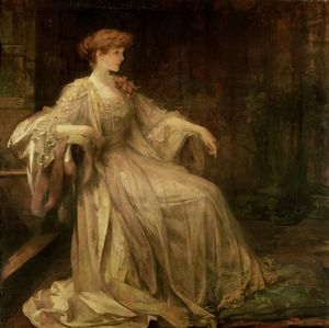 James Jebusa Shannon - Duchess Of Rutland