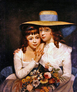 James Northcote - The Leicester Sisters