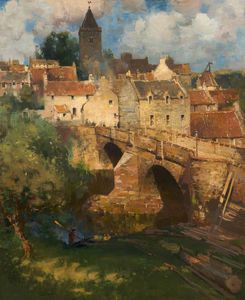 James Paterson - An East Lothian Village