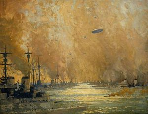 James Paterson - The German Fleet After Surrender