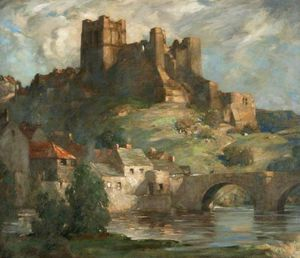 James Whitelaw Hamilton - Richmond Castle