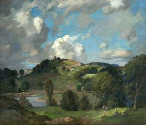 James Whitelaw Hamilton - The Windings Of The Lune