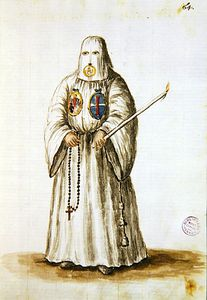 Jan Van Grevenbroeck - Robes Of The Confraternity Of St. Bernard Of Siena