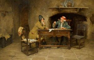 John Arthur Lomax - The Moneylender