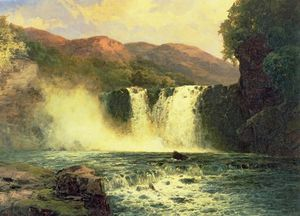 John Brandon Smith - The Waterfall