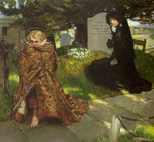 John Byam Liston Shaw - The Lure