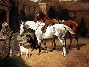 John Emms - Horses And Dogs