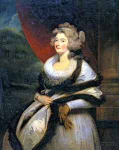 John Hoppner - Mrs. Cholmondeley
