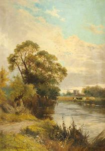 John Horace Hooper - Cookham On Thames