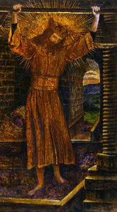 John Roddam Spencer Stanhope - The Wine Press