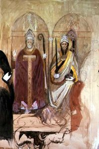 John Ruskin - The Pope And The Emperor