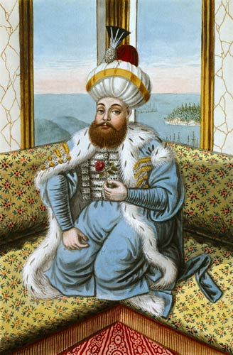 Mehmed Ii by John Young (1950-2002, China)