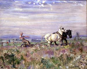 Joseph Denovan Adam - The Plough Team