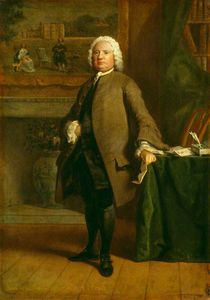 Joseph Highmore - Samuel Richardson