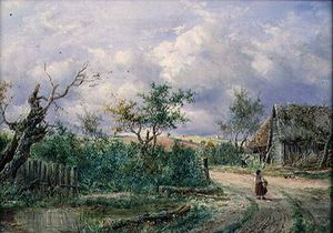 Joseph Thors - View In Warwickshire