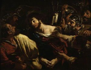 William Etty - Taking Of Christ