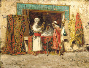 Addison Thomas Millar - Rug Merchant
