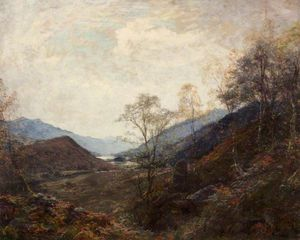 Alexander Brownlie Docharty - September, Glen Falloch