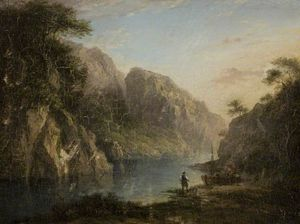 Alexander Nasmyth - Pass Of The Cows, Highlands