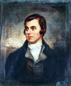 Alexander Nasmyth - Robert Burns
