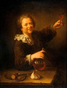 Alexis Grimou - Self Portrait As A Drinker