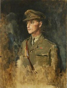 Buy Museum Art Reproductions | Commander W. M. Le C. Egerton, Ds, Royal Naval Volunteer Reserve by Ambrose Mcevoy (1878-1927, United Kingdom) | WahooArt.com