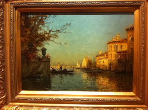 Antione Bouvard - Venetian Farewell