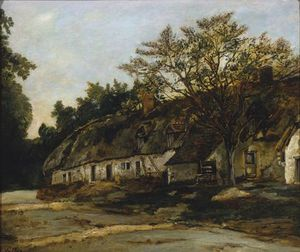 Antoine Vollon - Thatched Cottage