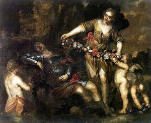 Antonio Maria Vassallo - Rinald And Armida