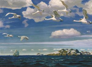 Arkady Rylov - In The Blue Expanse
