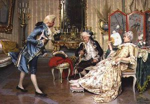 Arturo Ricci - The Younger Suitor