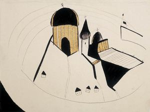 Aurel Bernath - Cathedrals And Houses
